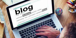 good blog writing