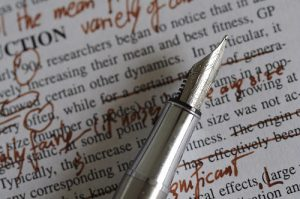 Writing Improvement Skills